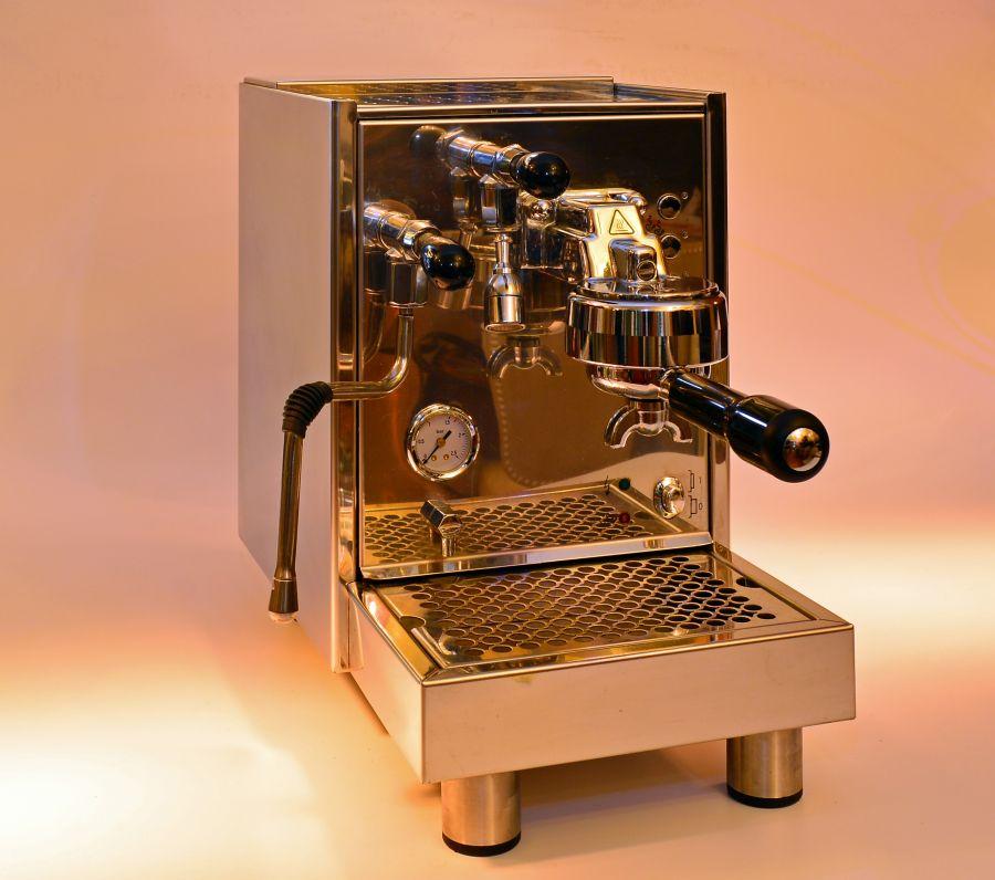 kaffee espresso barista bezzera bz07 de. Black Bedroom Furniture Sets. Home Design Ideas