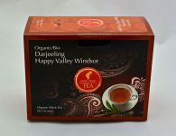 Bio Darjeeling Happy Valley, 20 Teebeutel à 3g