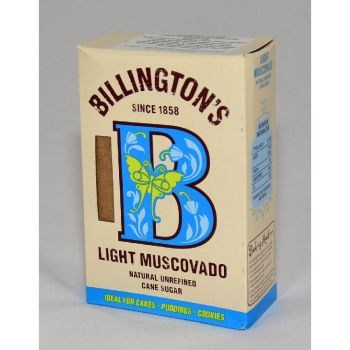 Light Muscovado Cane Sugar 500g