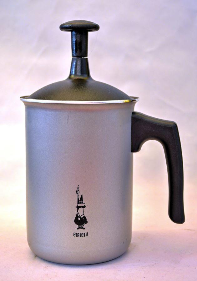kaffee espresso barista bialetti tutto crema 6 tassen. Black Bedroom Furniture Sets. Home Design Ideas
